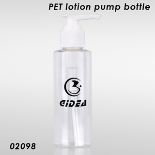 150ml 200ml 250ml Boston Runde PET-Flaschen